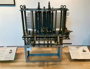 Workshop Comic-Journalismus: Analytical Engine im Arithmeum, Bonn