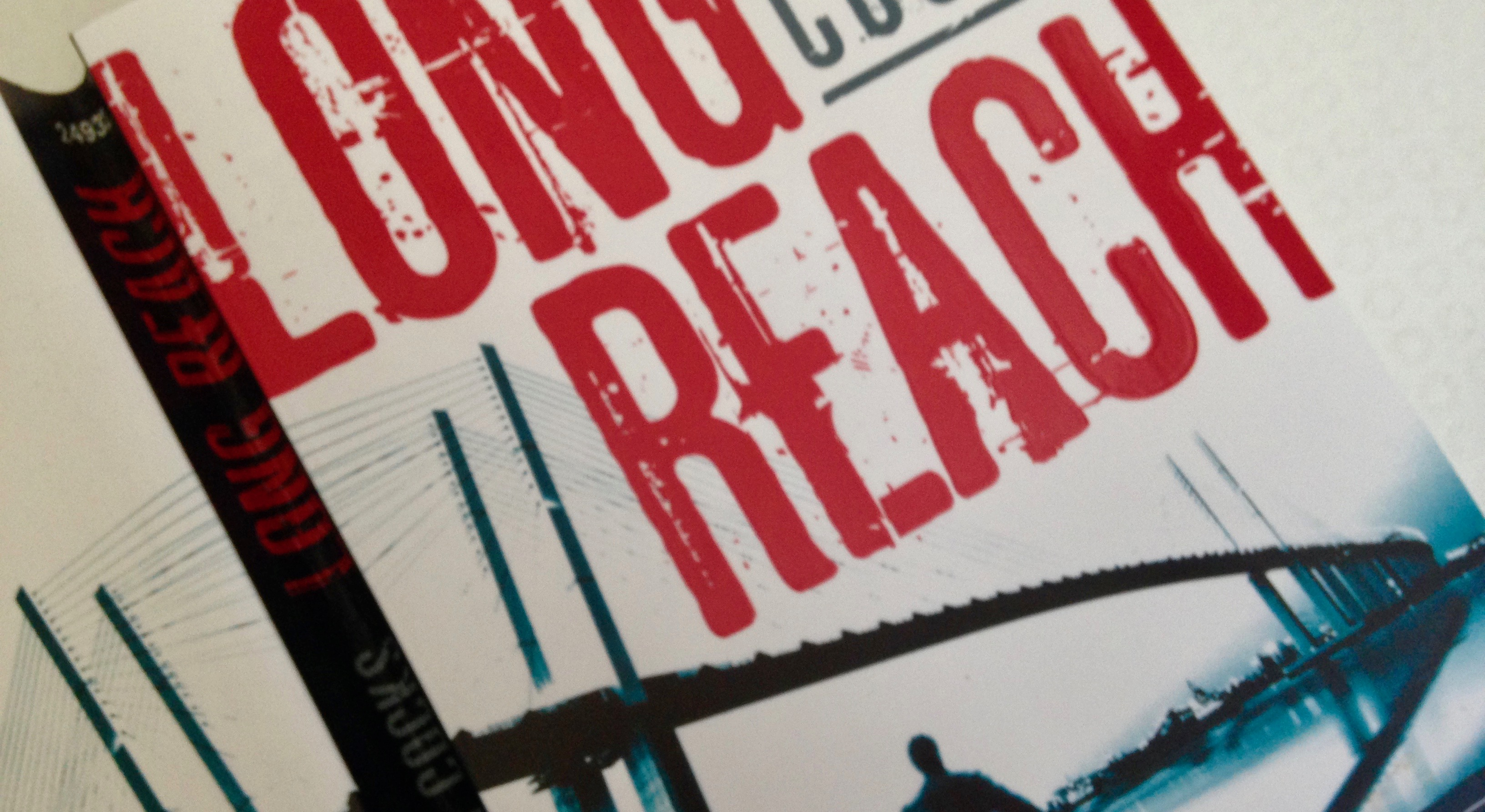 "Buchcover ""Long Reach"""