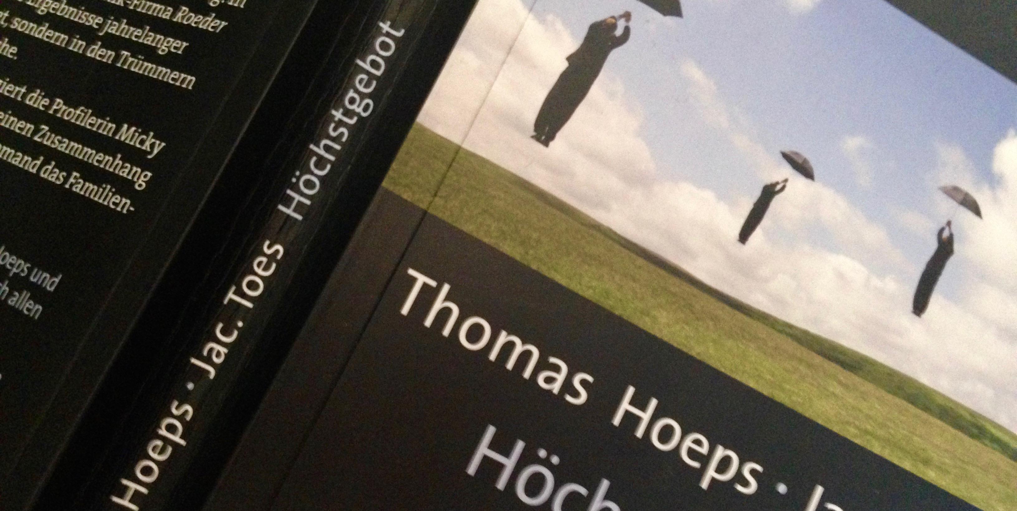 """Buchcover """"Höchstgebot"""""""