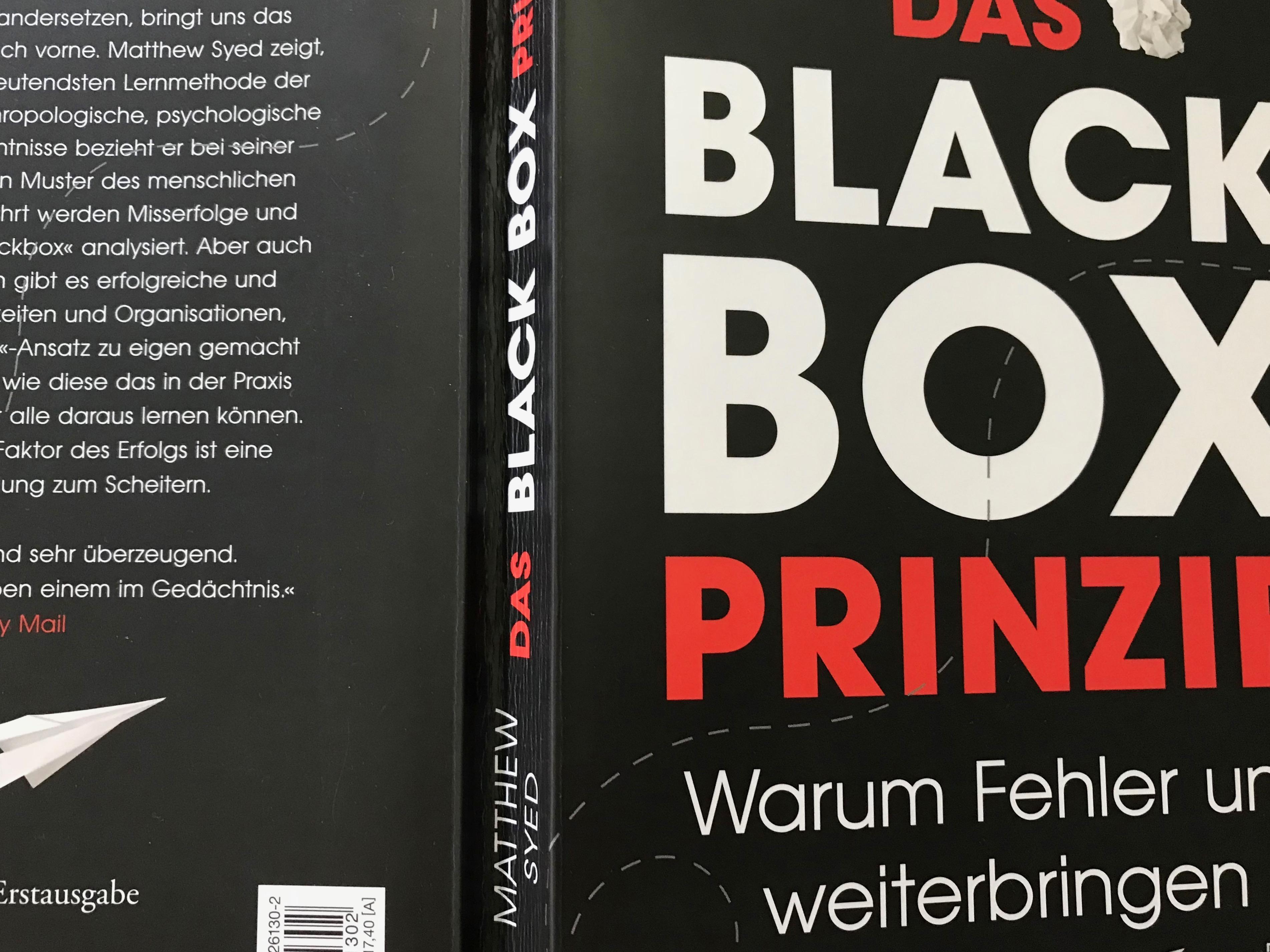 Das Black Box Prinzip