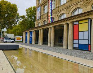 """Ausstellung """"Piet Mondrian: Natur und Konstruktion"""" im Museum Wiesbaden"""