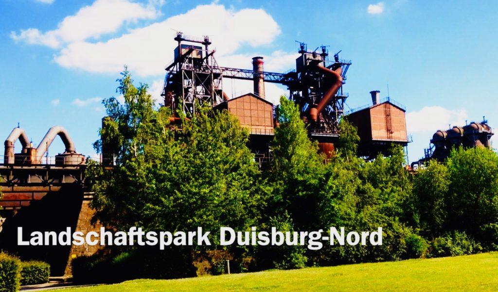 Cover Video über Pflanzen im Landschaftspark-Duisburg-Nord