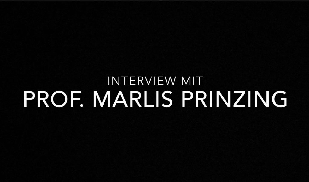 Cover Interview Marlis Prinzing