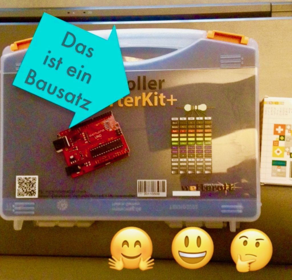 """Cover Video Workshop """"Erste Schritte mit dem Arduino"""""""
