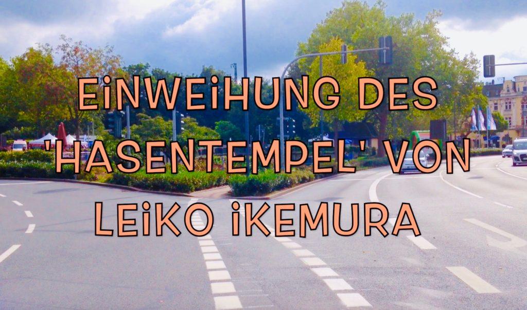 """Cover Video """"Der Hasentempel von Recklinghausen"""" am Tag der Einweihung"""