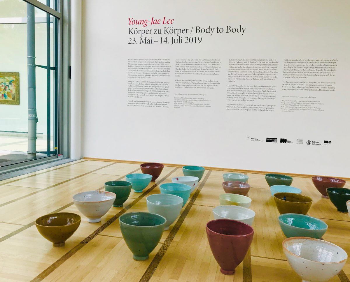Young-Jae Lee: Körper zu Körper